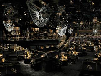 Bellagio TheBank Nightclub Las Vegas