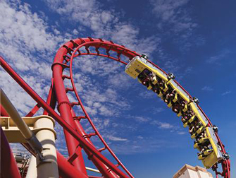 Big Apple Coaster NewYorkNewYork