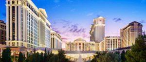 Caesars Palace hotel in Las Vegas
