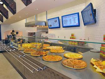 NewYorkNewYork Pizzeria Las Vegas