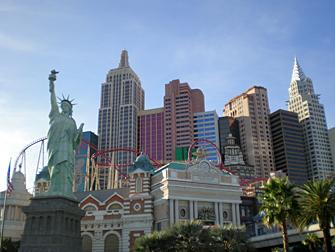 NewYork NewYork hotel in Las Vegas