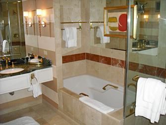 Venetian badkamer Las Vegas