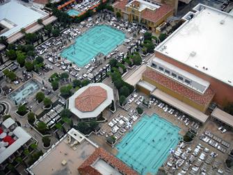 Venetian zwembaden Las Vegas