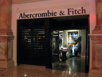 Abercrombie and Fitch in Las Vegas