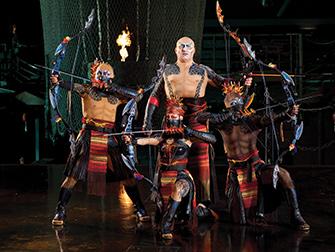 Cirque du Soleil KÀ tickets
