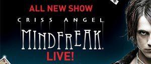 Cirque du Soleil MINDFREAK Tickets