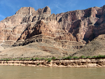 Grand Canyon en Colorado River