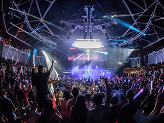 Hakkasan Nightclub MGM Grand