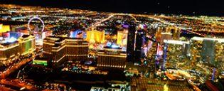 Helikoptervlucht in Las Vegas