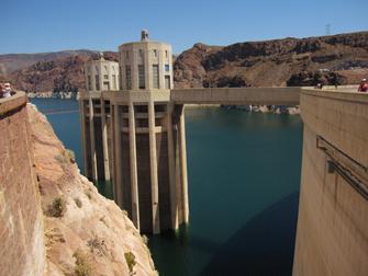 Hoover Dam meer