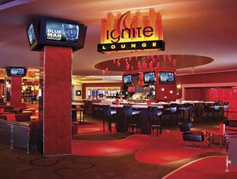Ignite Lounge Monte Carlo Las Vegas
