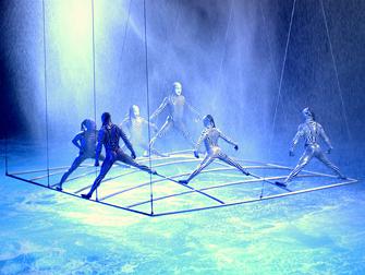 Las Vegas show O van Cirque du Soleil