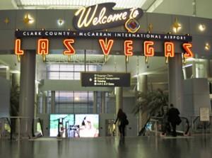 Las Vegas vliegveld