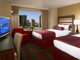 Queens Room Stratosphere Las Vegas