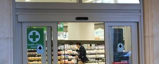Supermarkten in Las Vegas
