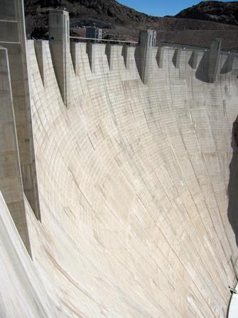 Hoover Dam boogdam