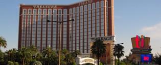 Treasure Island in Las Vegas
