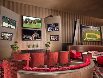 Sportsbetting in ARIA Las Vegas