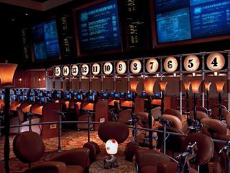 Sportsbetting in Bellagio Las Vegas
