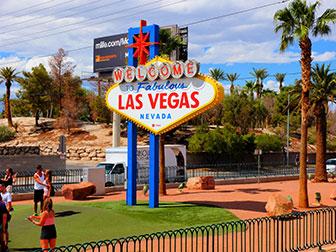 Big bus hop on hop off bus in Las Vegas - Welcome to Fabulous Vegas