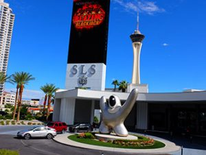 The Stratosphere Tower in Las Vegas