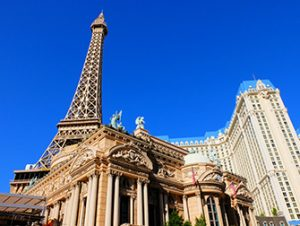 De Eiffeltoren in Las Vegas tickets