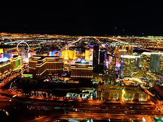 Las Vegas Sightseeing Pass Helikoptervlucht