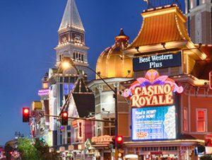 Casino Royale Hotel en Casino in Las Vegas