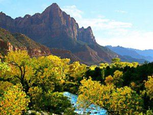 Dagtrip naar Zion National Park vanuit Las Vegas