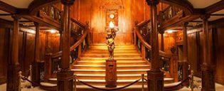 Titanic museum in Las Vegas