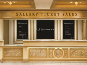 Bellagio Gallery of Fine Art in Las Vegas