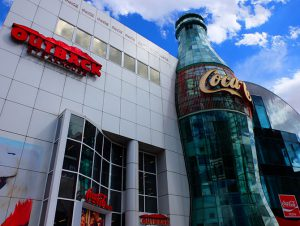 Coca Cola Store in Las Vegas