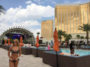 Pool Party in Las Vegas