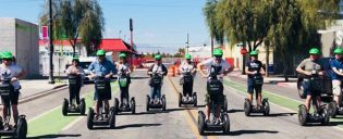 Segway tour in Las Vegas