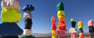 Seven Magic Mountains