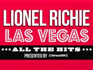 Lionel Richie in Las Vegas tickets