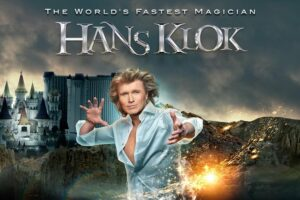 Hans klok in Las Vegas tickets