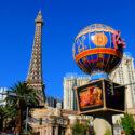 De Eiffeltoren in Las Vegas